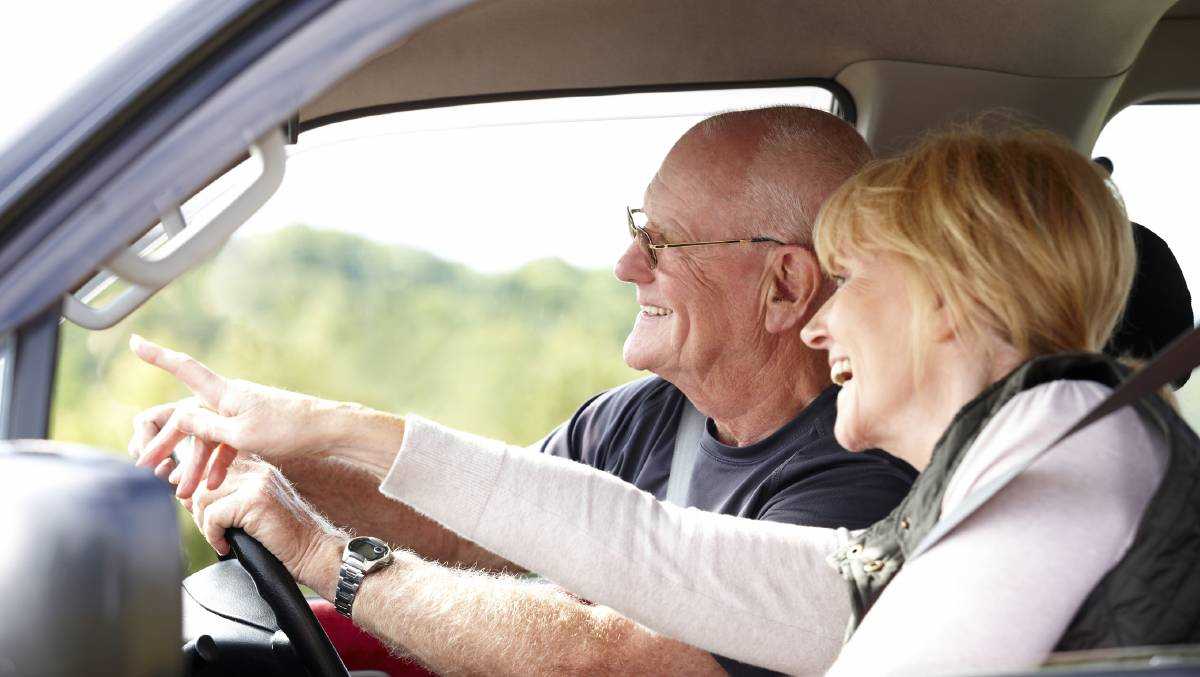 Older drivers from South Coast Register