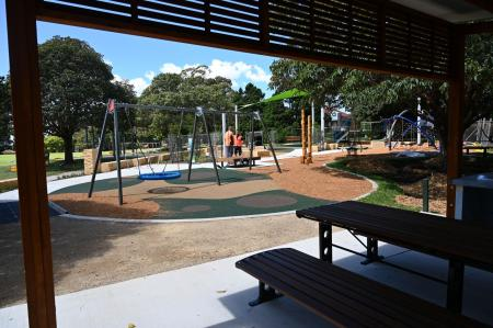 Five Dock Park Playground