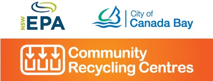 Community Recycling Centre Banner