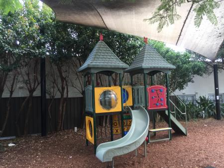 Fred Kelly Place Playground