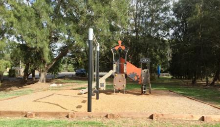 Majors Bay Reserve Playground