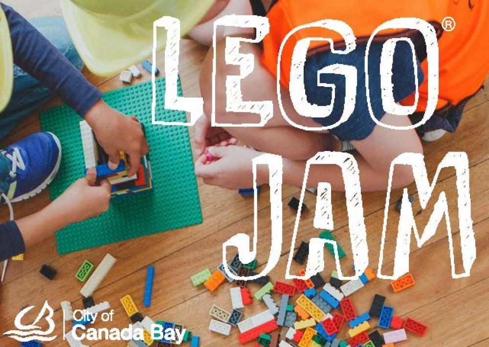 LEGO JAM