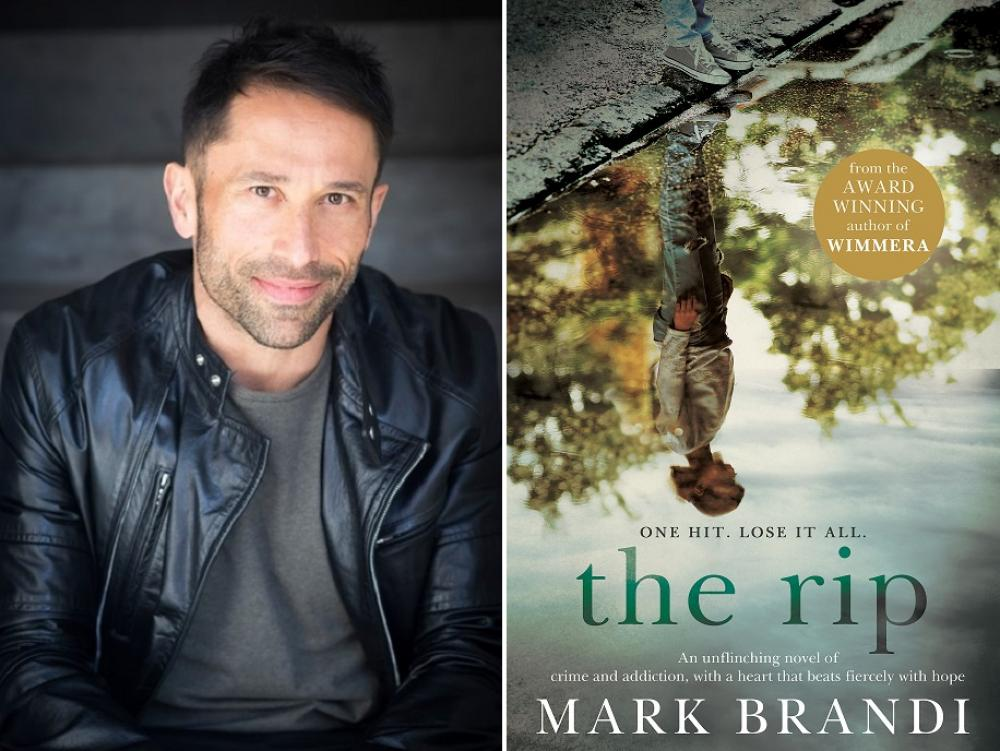Sydney Writers' Festival 2019: Mark Brandi