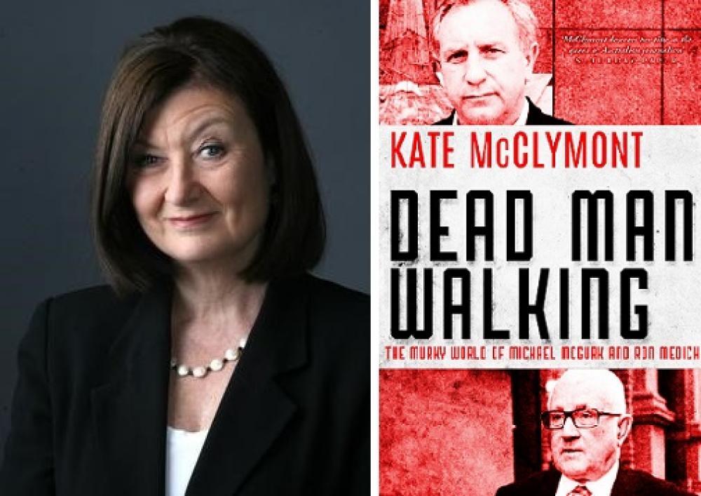Meet the Author: Kate McClymont
