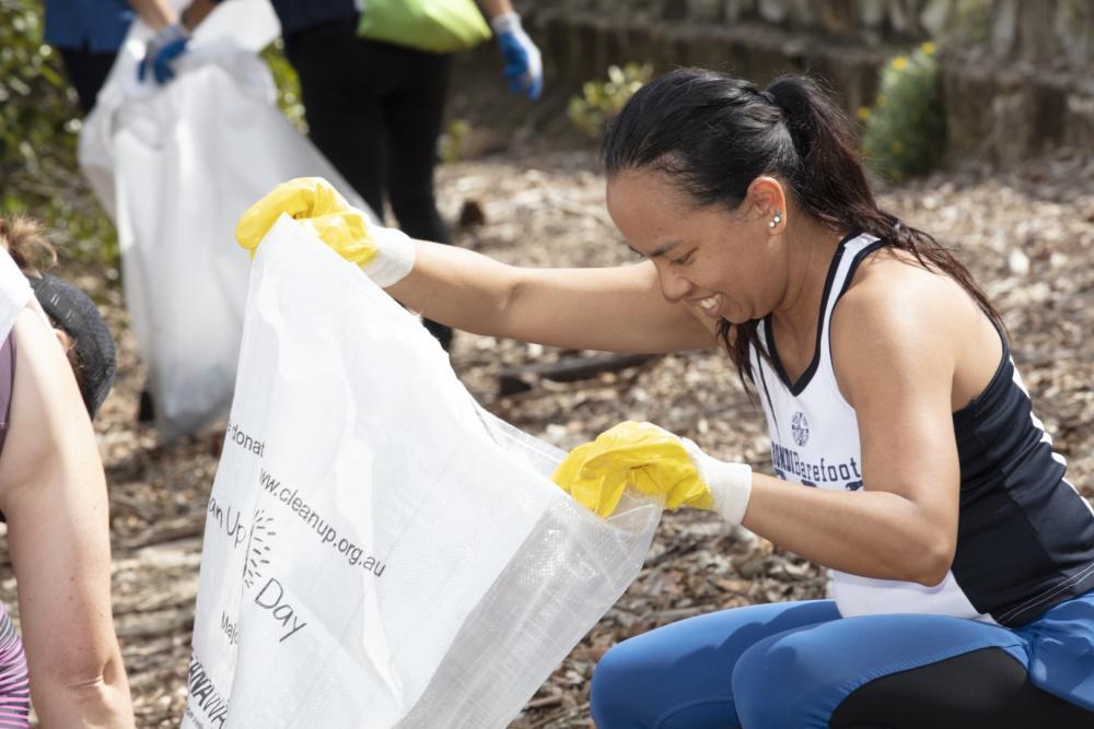 Clean Up Australia Day: Rodd Point