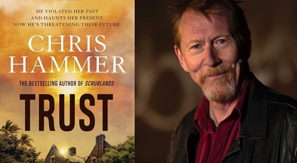Meet the Author: Chris Hammer