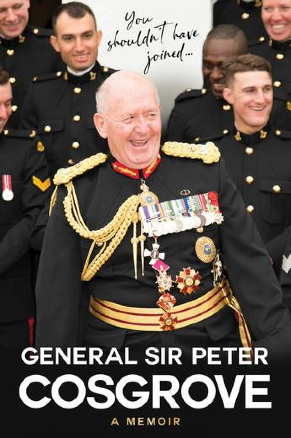In conversation: General Sir Peter Cosgrove with Richard Glover
