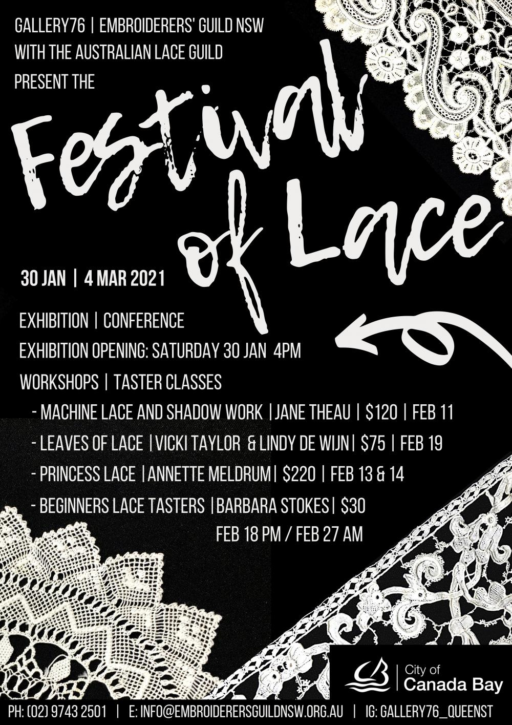 Festival of lace