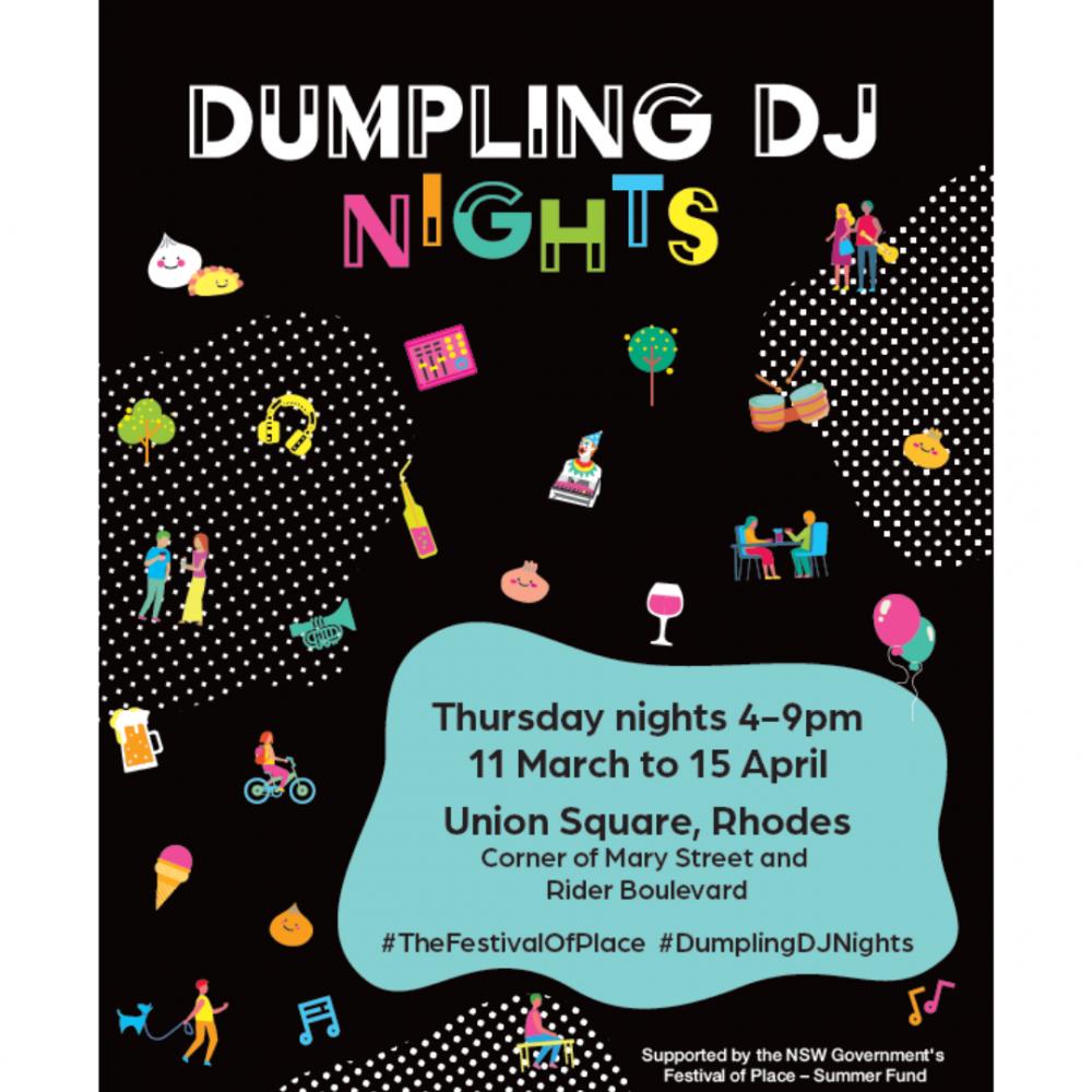 Dumpling DJ Nights