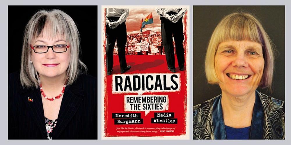 Virtual author talk: Meredith Burgmann and Nadia Wheatley