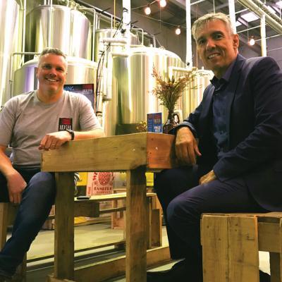 Brewing local success in Five Dock