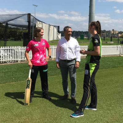 Drummoyne Oval to host WBBL final