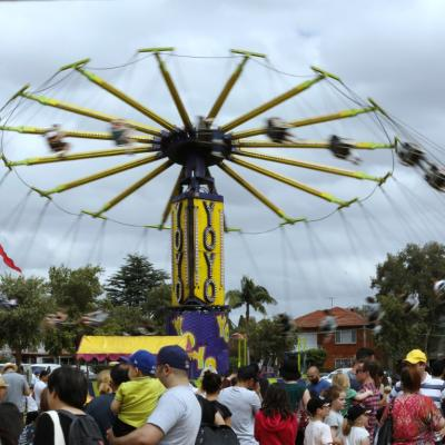 Concord Carnival cancelled