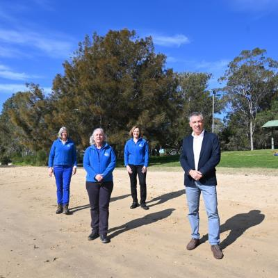 Back to the future: historic Parramatta River swim spot to be reopened after 52 years