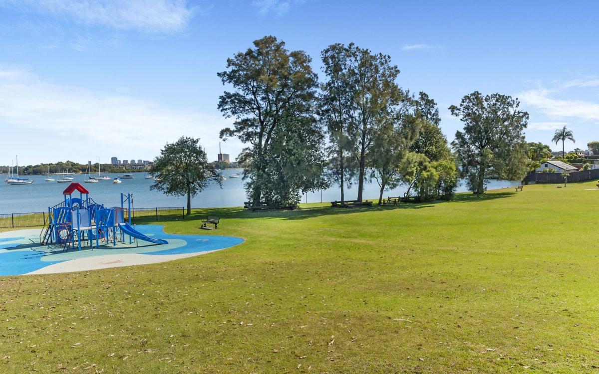 Henry Lawson Park Concept Plan