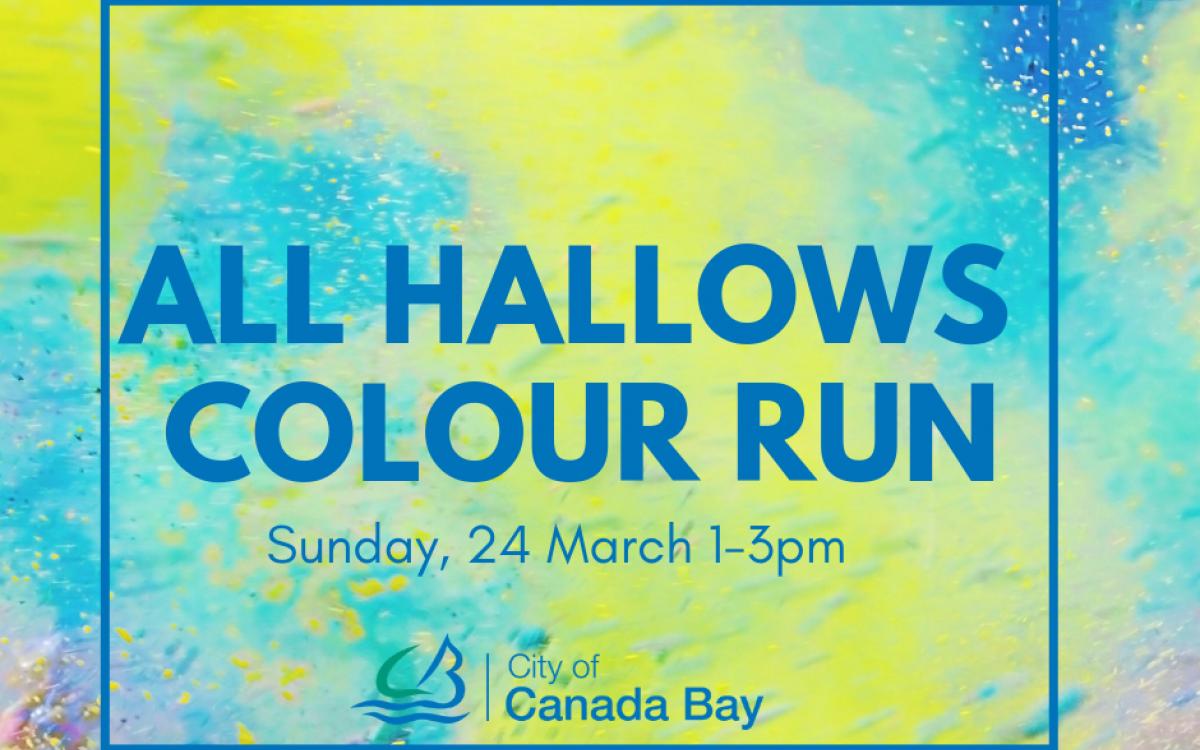 All Hallows Colour Run