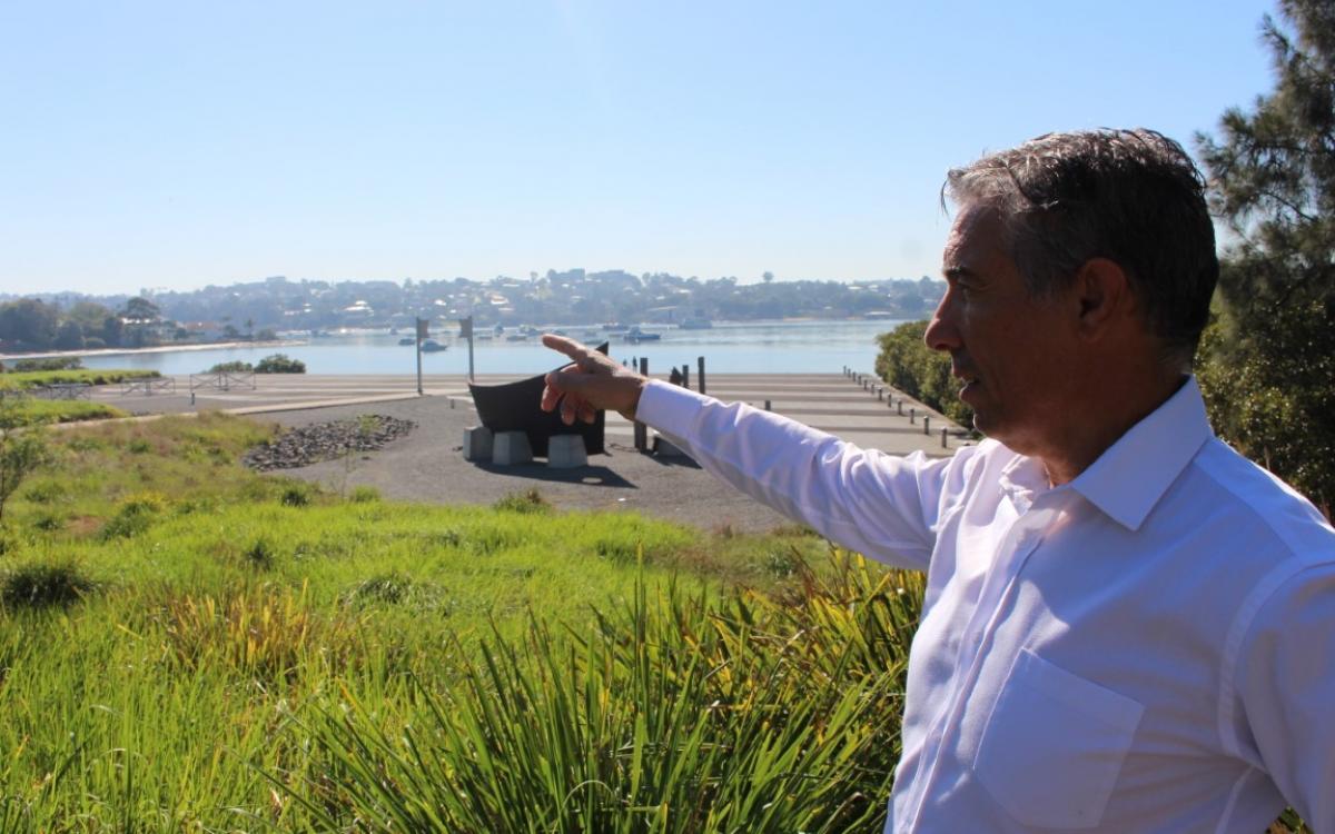 City of Canada Bay endorses huge plan for Parramatta River