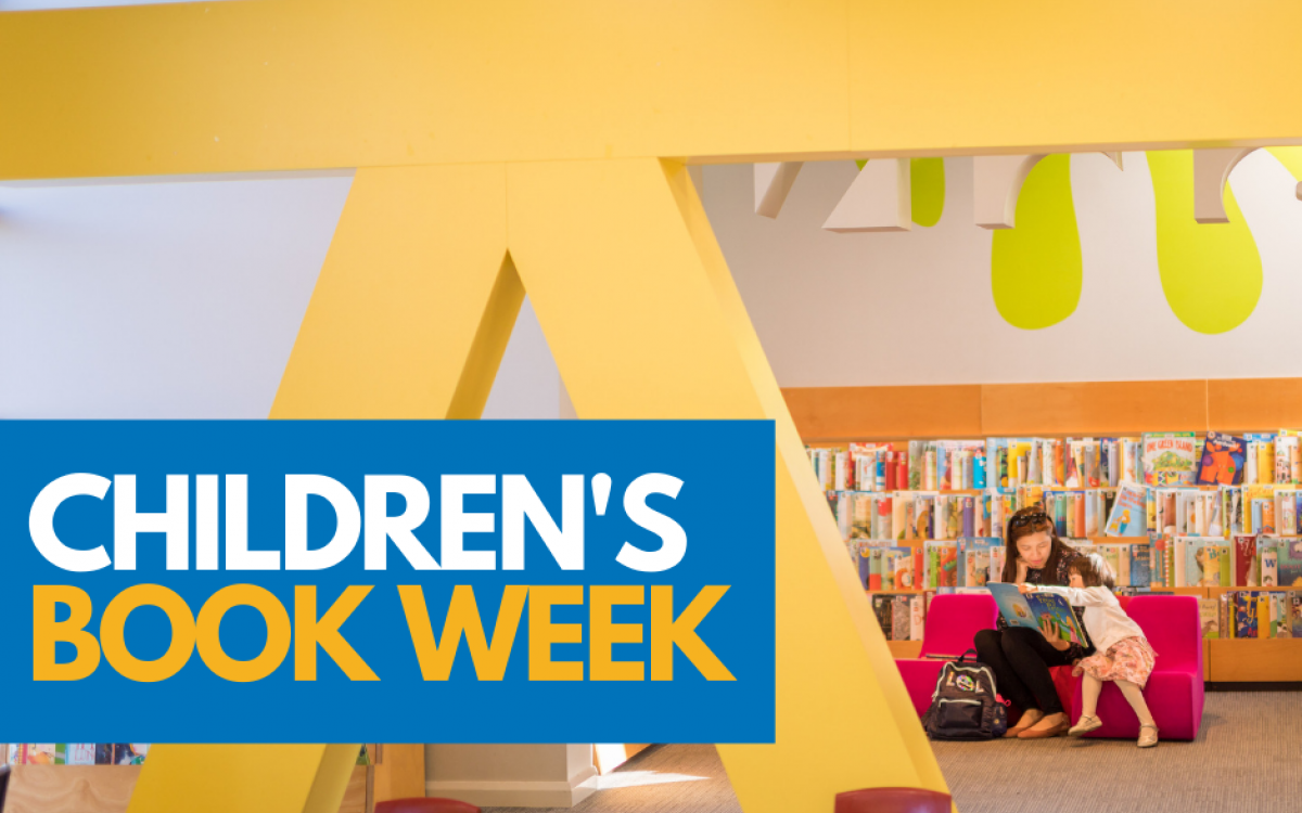 Children's Book Week 2019: Reading is my secret power