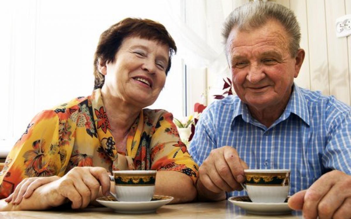NSW Seniors Festival High Tea in Concord