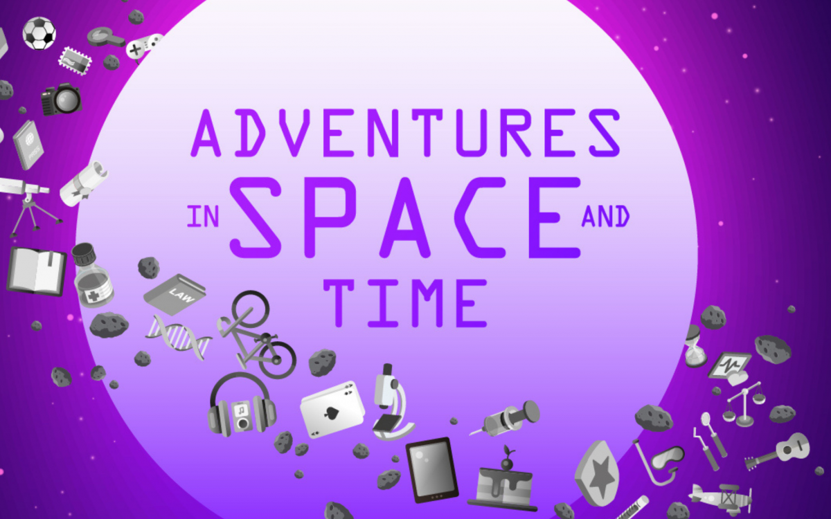Children's Reading Challenge: Adventures in space and time