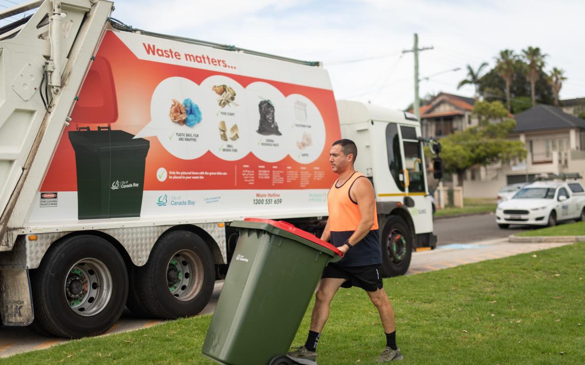 Our pathway towards zero waste to landfill
